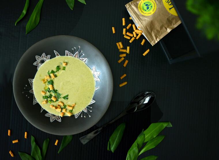 brokolicovy-krem-s-medvedim-cesnekem-a-los-krupos-bezlepkove-krotonos