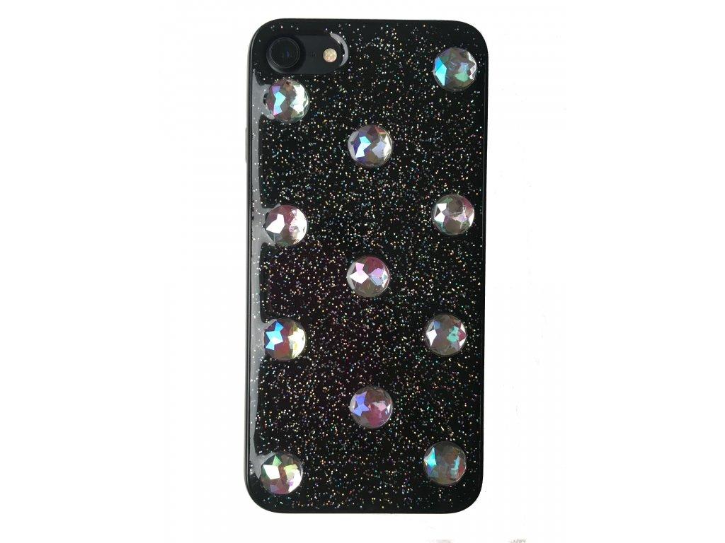 Obal na iPhone 7/8 s kamínky