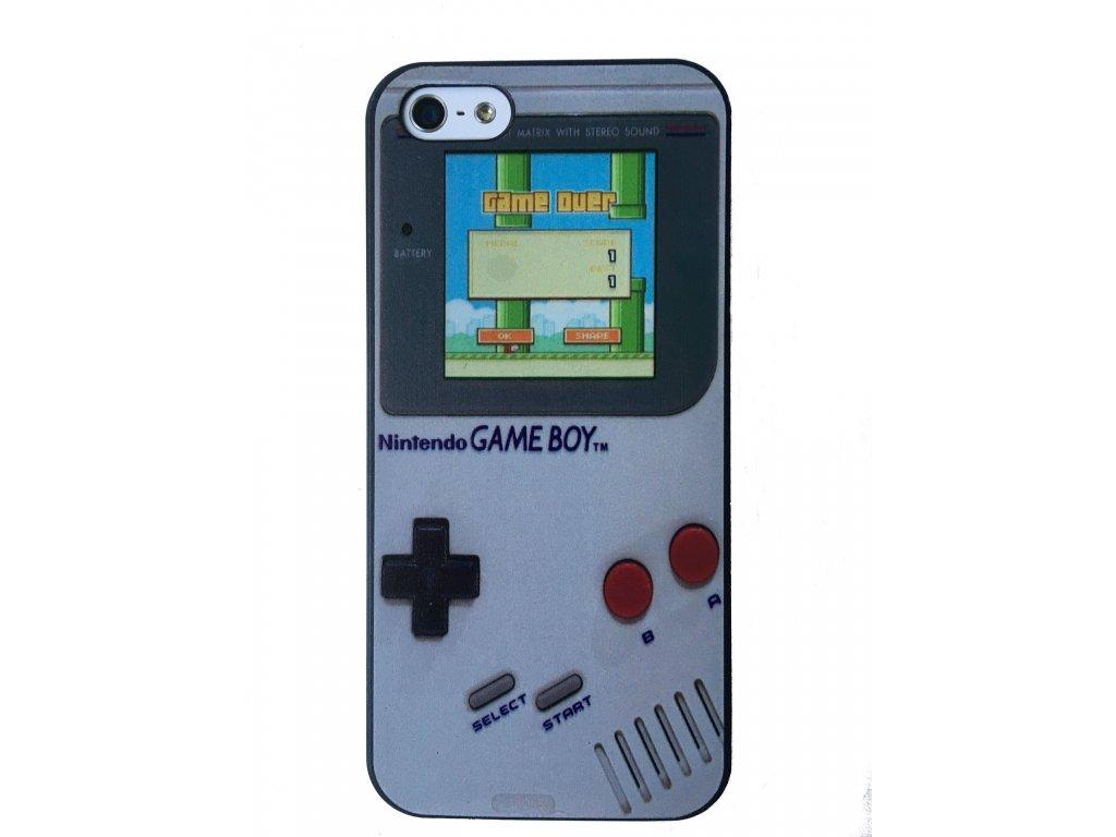 Obal na iPhone 5/5S/SE Gameboy