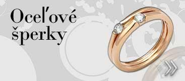 Oceľové šperky