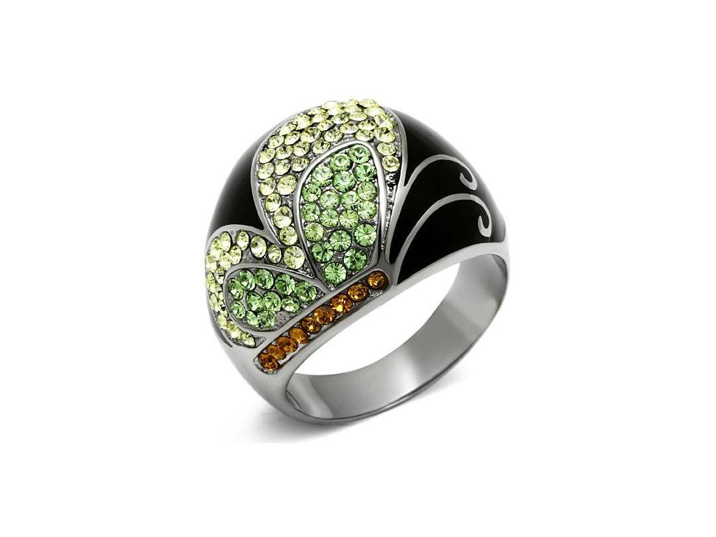 PR8027ZOC Motýľ Oceľový prsteň - Lotka.sk 1322609be9f