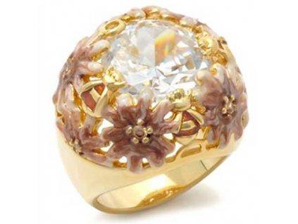 PR4150ZR prsten so zirkonom