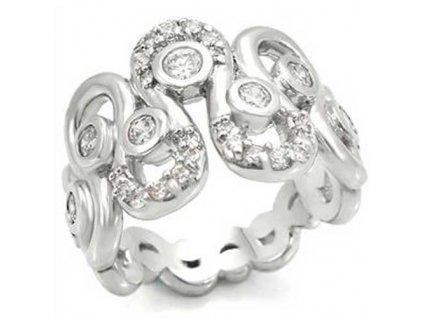 PR4156ZR prsten so zirkonmi