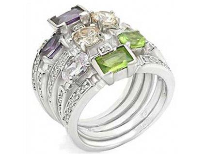 PR4162ZR prstene so zirkonmi