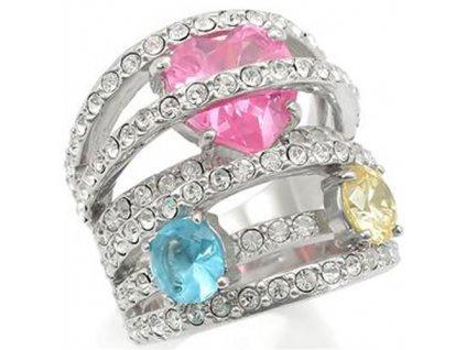 PR4168ZR prsten so zirkonmi