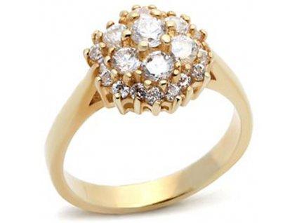 PR4174ZG prsten so zirkonmi