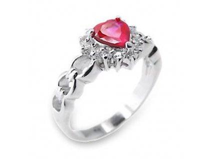 PR4201ZR prsten so zirkonom