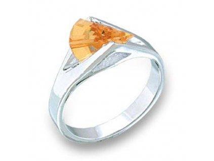 PR4053ZR prsten so zirkonom