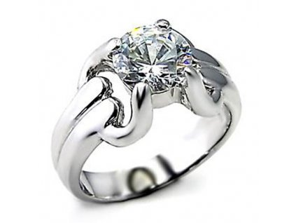PR4007ZR prsten so zirkonom
