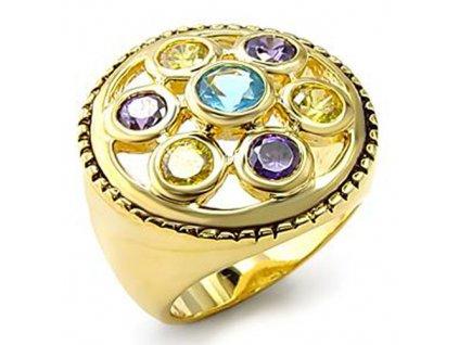 PR4233ZG prsten so zirkonmi