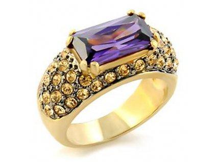 PR4234ZG prsten so zirkonmi