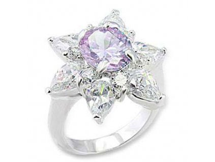PR4243ZR prsten so zirkonmi
