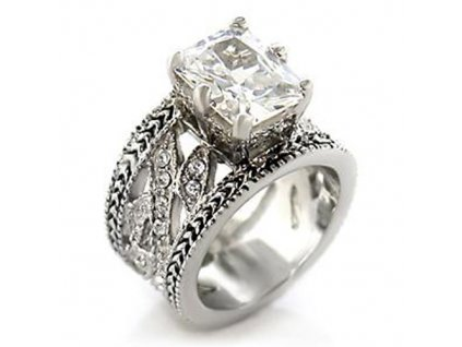 PR4043ZR prsten so zirkonmi