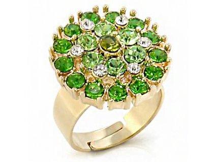PR4257ZG prsten so zirkonmi