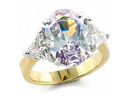 PR4266ZGR prsten so zirkonmi