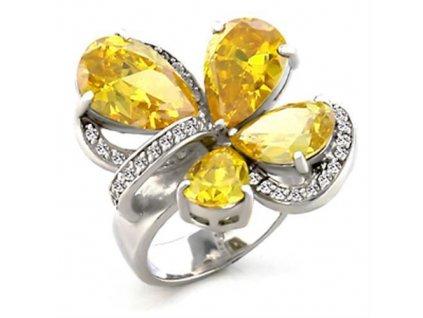 PR0139ZR prsten so zirkonmi