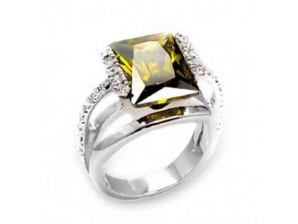 PR0163ZR prsten so zirkonmi