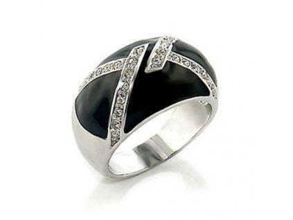 PR0007SWR Swarovski prsten rhodiovany
