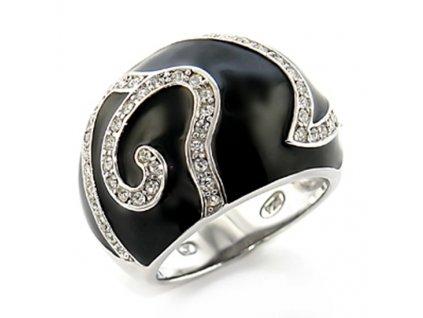 PR0105SWR Swarovski prsten rhodiovany