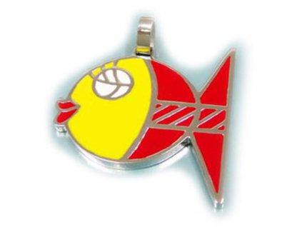 PV3225OC ryba privesok z chirurgickej ocele