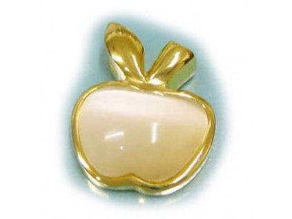PV3227OC jablcko privesok z ocele