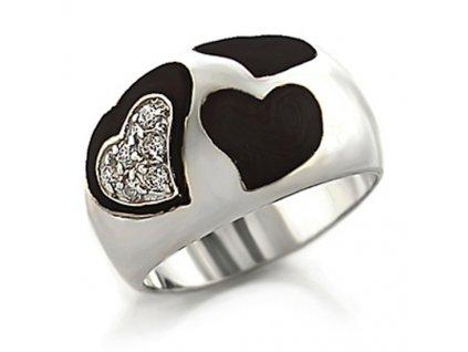 PR0147ZR zirkony prsten srdiecka