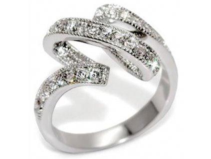 PR4340ZR prsten so zirkonmi