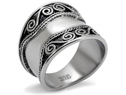 PR1340OC prsten z chirurgickej ocele