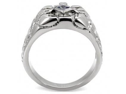 PR6003OC Pánsky prsteň z chirurgickej ocele