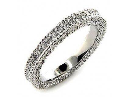 PR4399ZR prsten so zirkonmi