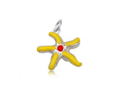 PV0194SS detsky strieborny privesok hviezda