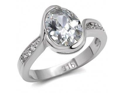 PR1346ZOC ocelovy prsten