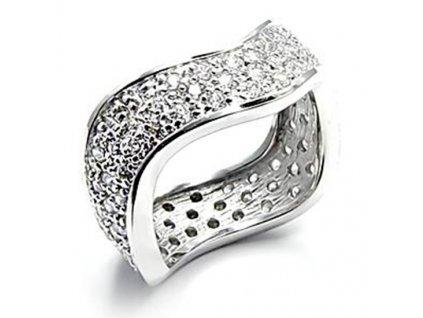 PR0530ZR prsten so zirkonmi