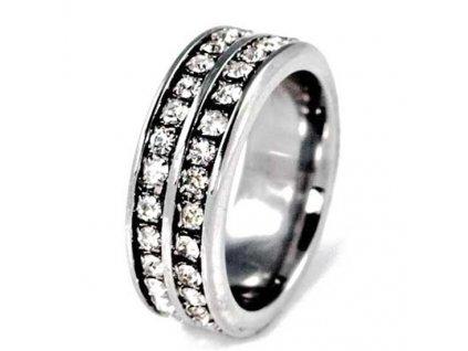 PR1003ZOC prsten z chirurgickej ocele