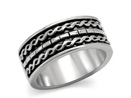 PR6014OC ocelovy prsten