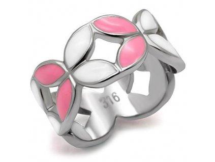 PR6031OC ocelovy prsten s epoxy
