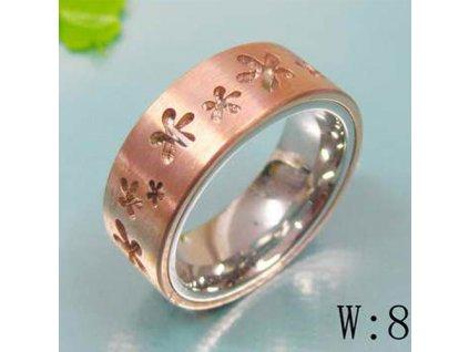 PR1374OC prsten z chirurgickej ocele