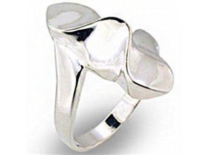 PR0554SS - Strieborný prsteň