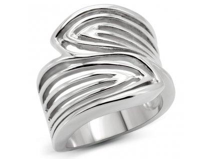 PR6045OC - Oceľový prsteň