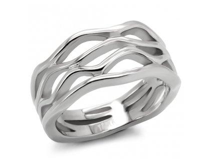 PR6066OC ocelovy prsten