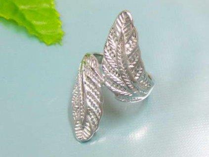PR6102OC Oceľový prsteň