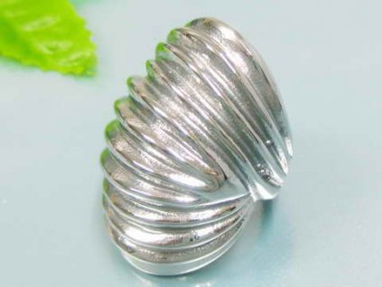 PR6105OC Oceľový prsteň