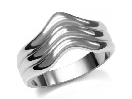 PR6113OC - Oceľový prsteň