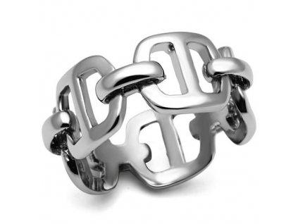 PR6154OC - Oceľový prsteň