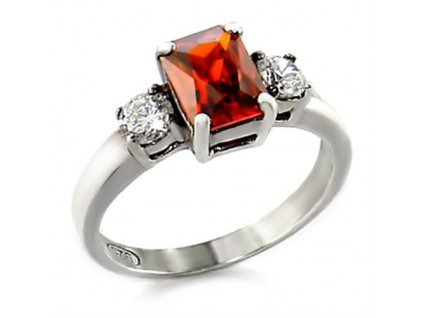 PR4608ZSS - Strieborný prsteň so zirkónmi