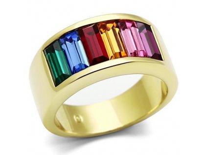 PR6273SWGOC swarovski prsten ocelovy
