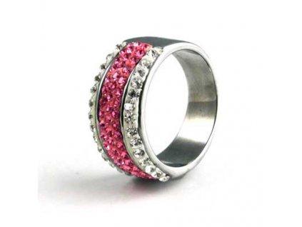 PR1017ZOC prsten z chirurgickej ocele