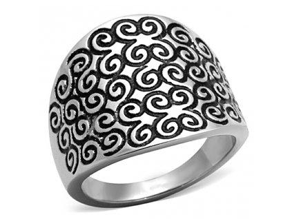 PR6346OC prsten z chirurgickej ocele