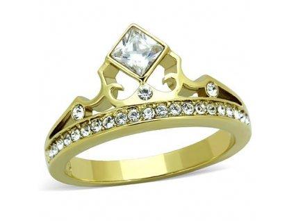 PR6404ZGOC korunka prsten z chirurgickej ocele