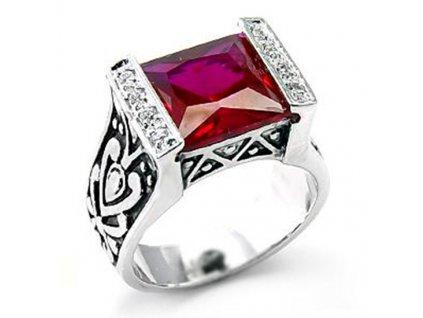 PR0607ZR prsten so zirkonmi